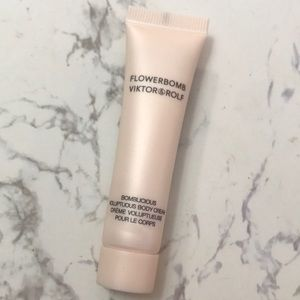 5 for $25 Viktor & Rolf Flowerbomb Body Cream